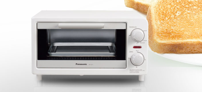 Panasonic NT-GT1. Лучшие мини печи 2017