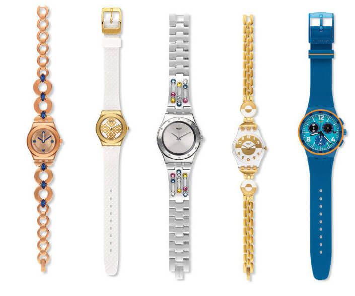 Swatch лучшие женские часы 2017