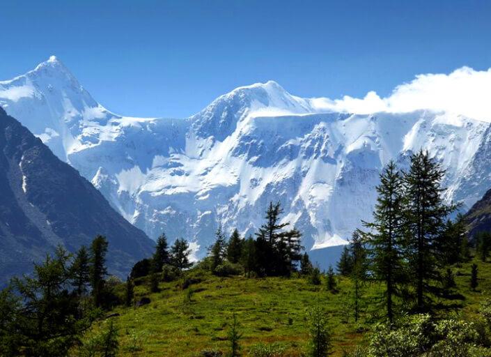 Гора Белуха, Самые красивые места России