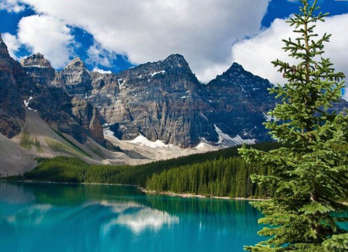 Канада, самые красивые страны мира