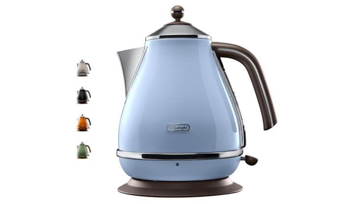 De'Longhi KBOV 2001 лучший электрический чайник 2017