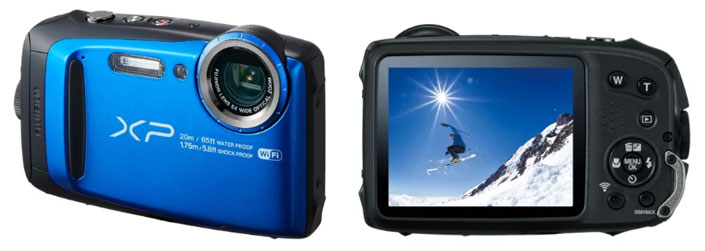 Fujifilm FinePix XP120 Лучший недорогой фотоаппарат 2017