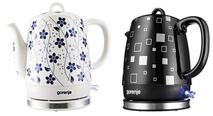 Gorenje K10C лучший электрический чайник 2017