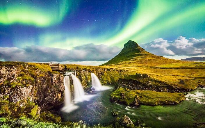Исландия, самые красивые страны мира.