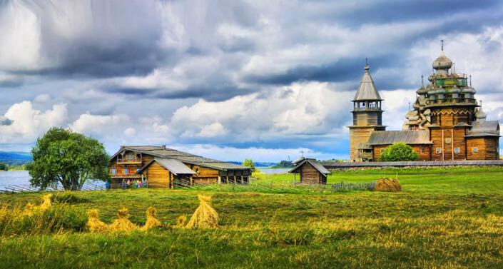 Карелия – остров Кижи, Самые красивые места России