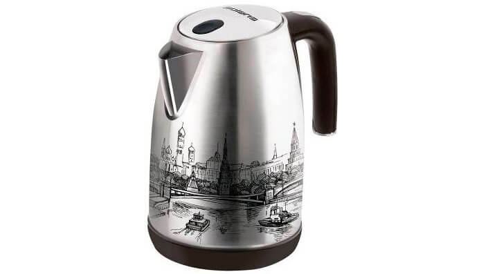 Polaris PWK 1856CA лучший электрический чайник 2017
