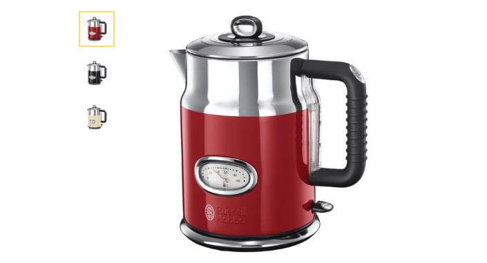 Russell Hobbs 21670/21671/21672 лучший электрический чайник 2017