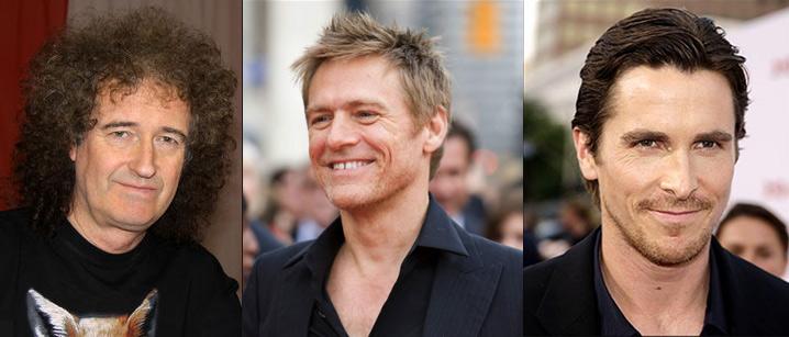 Брайан Мэй (Brian May), Брайан Адамс (Bryan Adams), Кристиан Бейл (Christian Bale). Звезды вегетарианцы знаменитости актеры