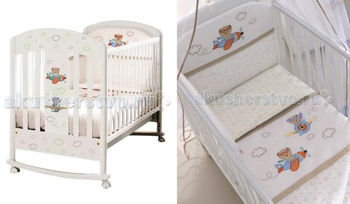 детская кроватка Pali Jet