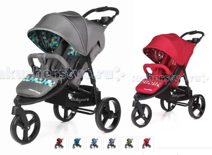 Baby Care Jogger Cruze. Лучшие прогулочные коляски 2018