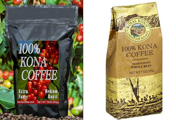 Кофе Кона (Гавайи). Рейтинг зернового кофе 2018.