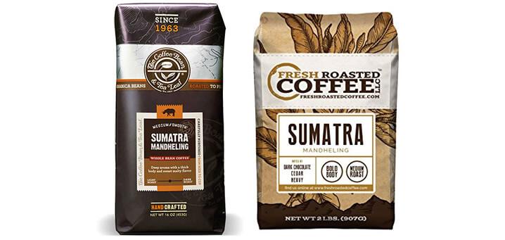 Суматра Манделинг Sumatra Mandheling Рейтинг зернового кофе 2018.