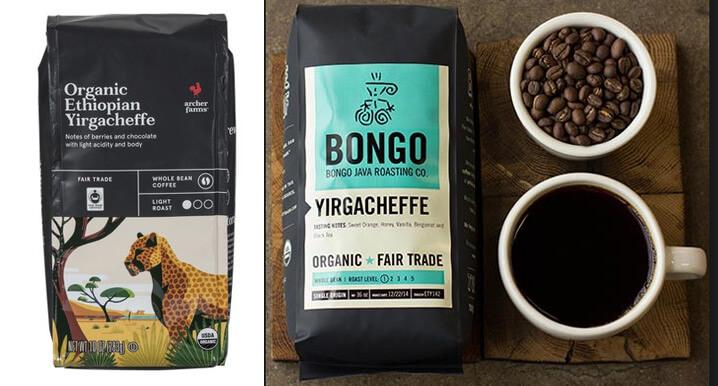 Эфиопский Йиргашефф Yirgacheffe. Рейтинг зернового кофе 2018.