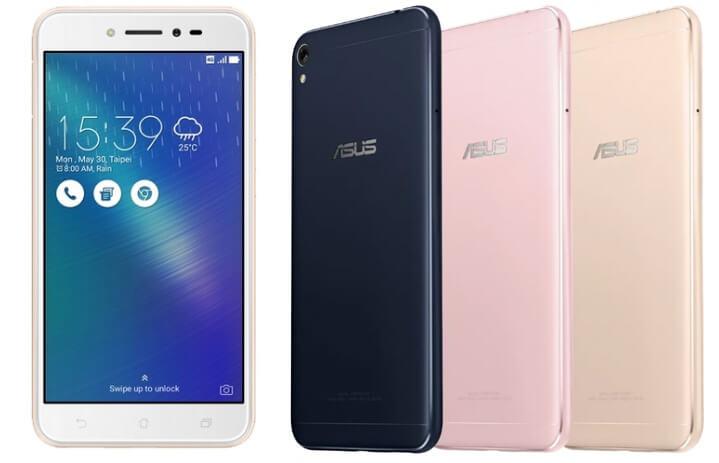 ASUS ZenFone Live ZB501KL 32GB. Лучшие смартфоны 2018 до 10000 рублей
