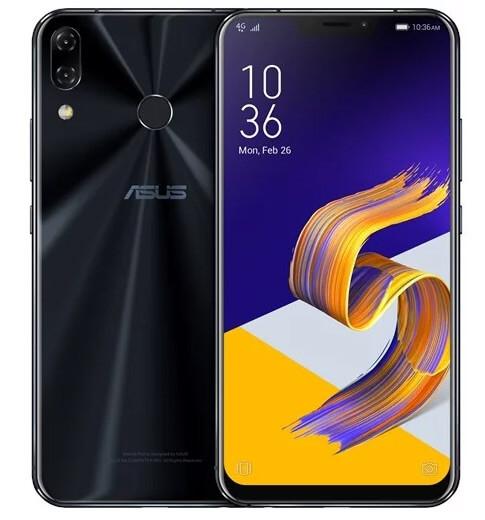 ASUS ZenFone 5Z ZS620KL 8/256GB , лучшие китайские смартфоны 2019