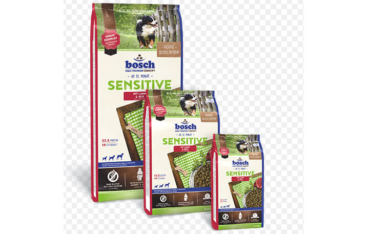 Bosch Sensitive Lamb & Rice. Рейтинг лучших сухих кормов для собак 2018