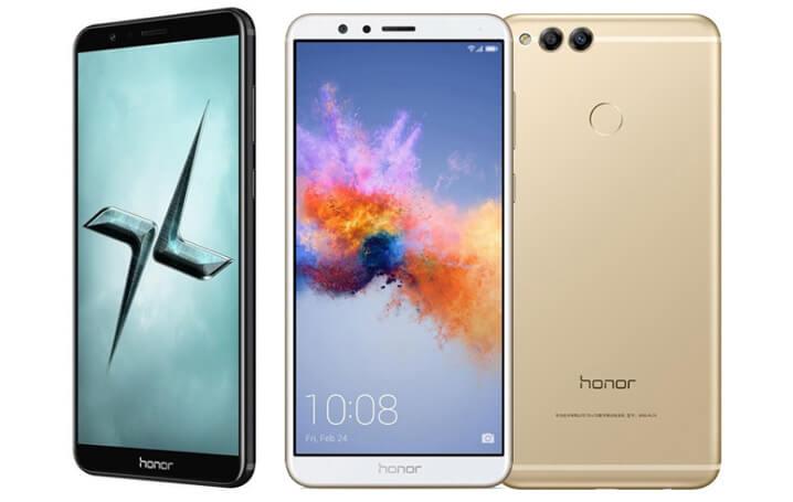 Honor 7X 64GB Лучшие смартфоны до 20000 рублей