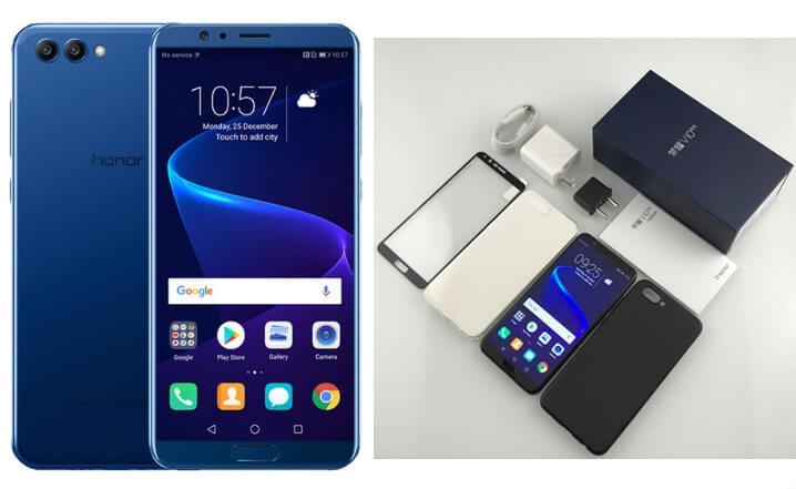 Honor View 10. лучший китайский смартфон 2018