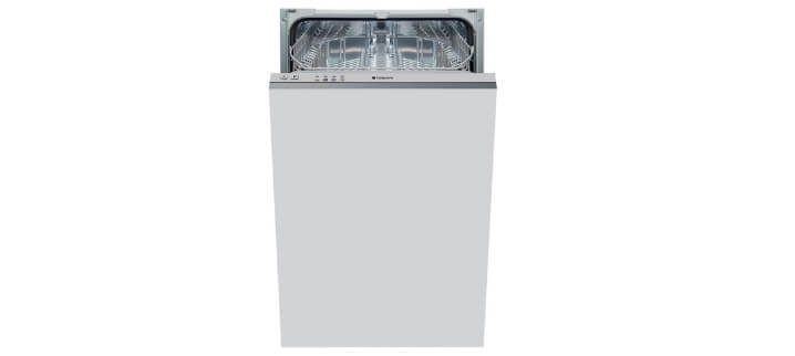 Hotpoint-Ariston LSTB 4B00. Лучшая встраиваемая посудомоечная машина 45см