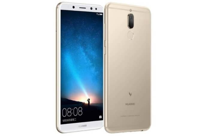 Huawei Mate 10 Lite 64GB. Лучшие смартфоны до 20000 рублей
