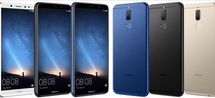 Huawei Mate 10 Lite лучший смартфон 2018