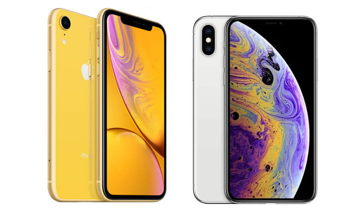 iPhone XS, лучшие смартфоны 2018