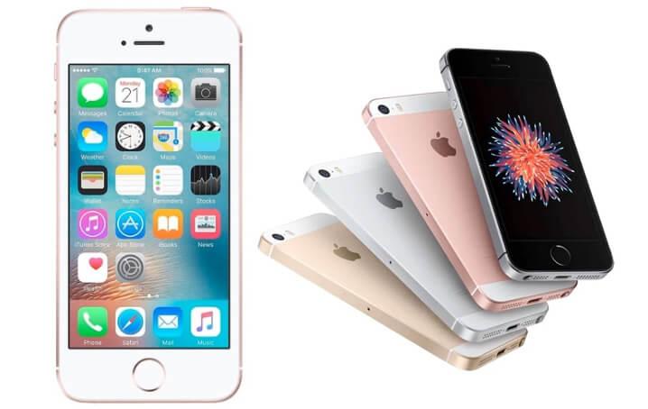 Apple iPhone SE 32GB. Лучшие смартфоны до 20000 рублей