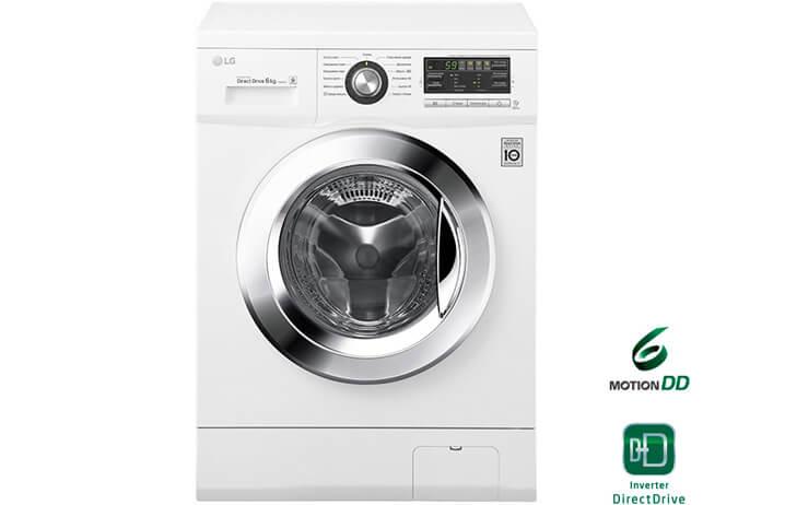 LG F1096ND3 Лучшие стиральные машины 2018