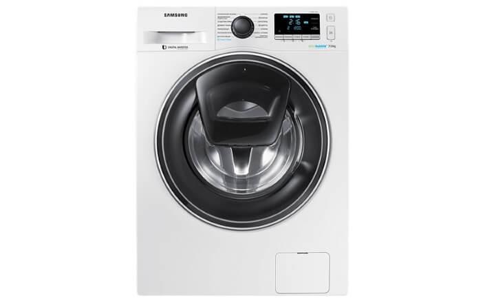 SAMSUNG WW70K62E00W. Лучшие стиральные машины 2018