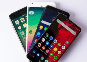 лучшие смартфоны 2018