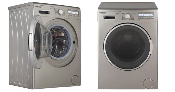 Vestfrost VFWM 1250 X. Лучшие стиральные машины 2018