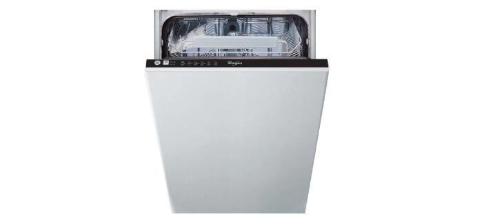 Whirlpool ADG 221. Лучшая встраиваемая посудомоечная машина 45см