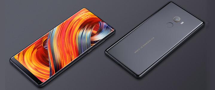 Xiaomi Mi Mix 2 лучший смартфон 2018.