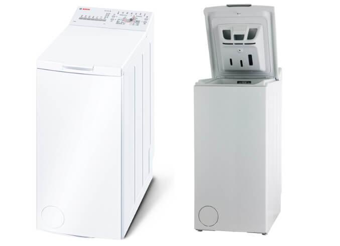 Bosch WOR 20155OE Лучшие стиральные машины с вертикальной загрузкой 2018.