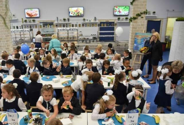 ГБОУ ШКОЛА № 1329 лучшие школы москвы