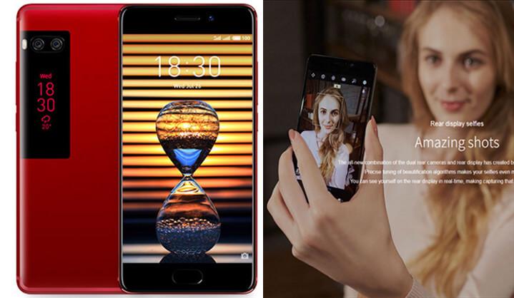 Meizu Pro 7 Plus 64GB лучший смартфон до 30000 2018