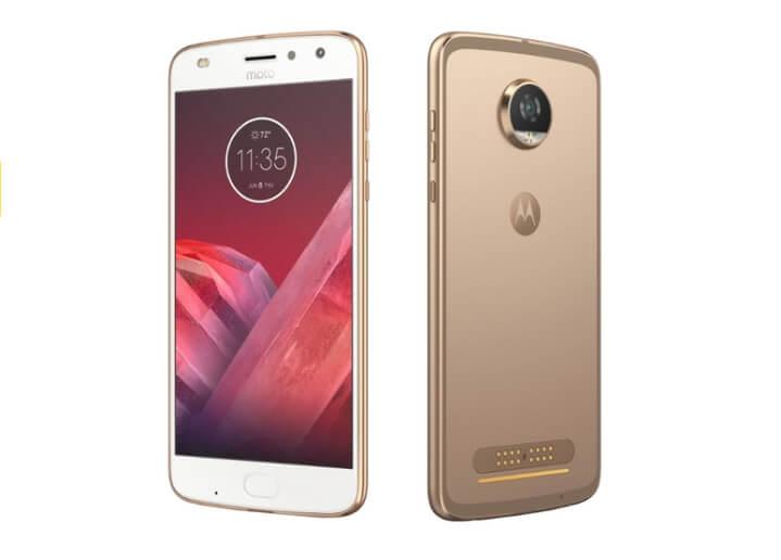 Motorola Moto Z2 Play 64GB лучший смартфон до 30000 2018