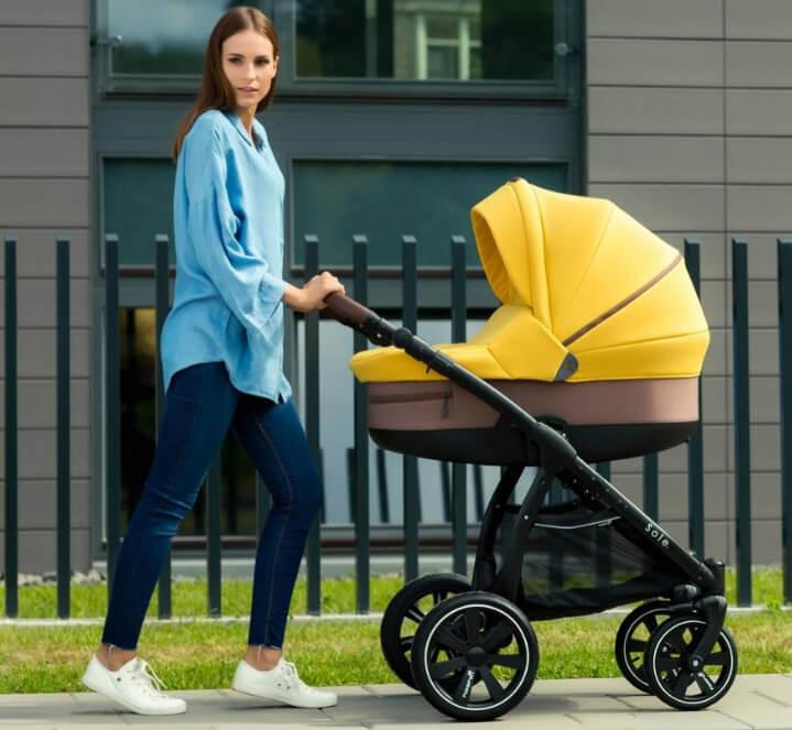 Noordi Sole Sport 2 в 1. Коляски для новорожденных. Рейтинг лучших 2018