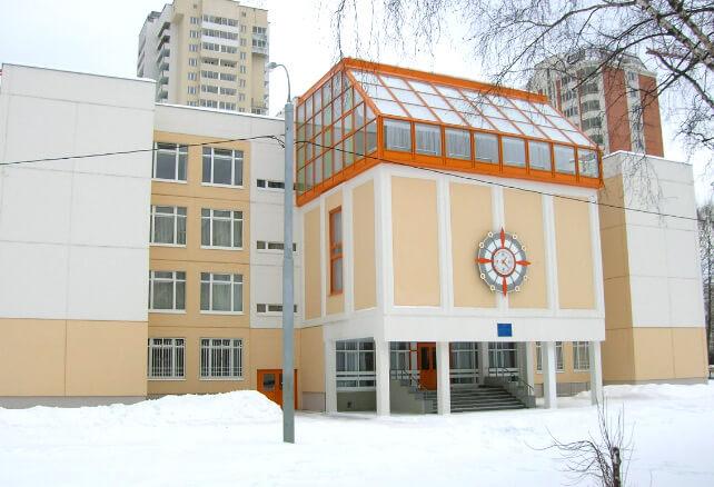 ГБОУ ШКОЛА № 1568 лучшие школы Москвы 2017