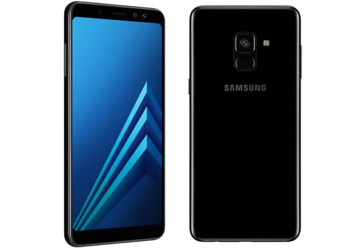 Samsung Galaxy A8+ 32 Гб лучший смартфон до 30000 2018