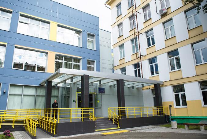 ГБОУ ШКОЛА № 1514 Лучшие школы Москвы