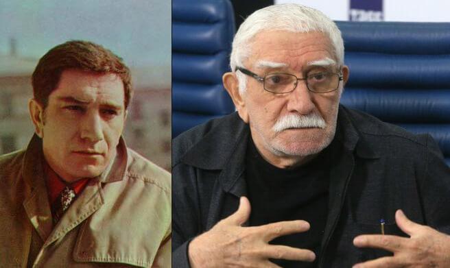 Армен Джигарханян. Известные армяне