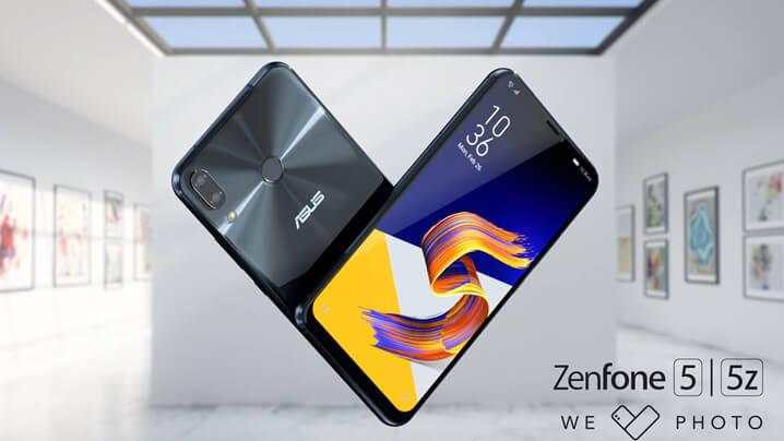 ASUS ZenFone 5 ZE620KL. лучший камерофон 2018