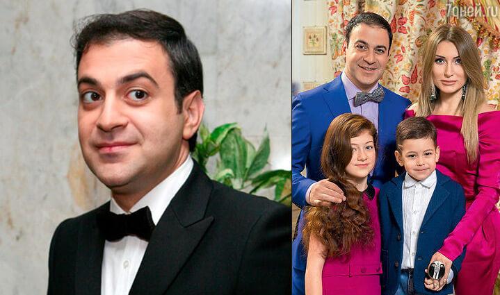 Га́рик Ю́рьевич Мартирося́н Известные армяне
