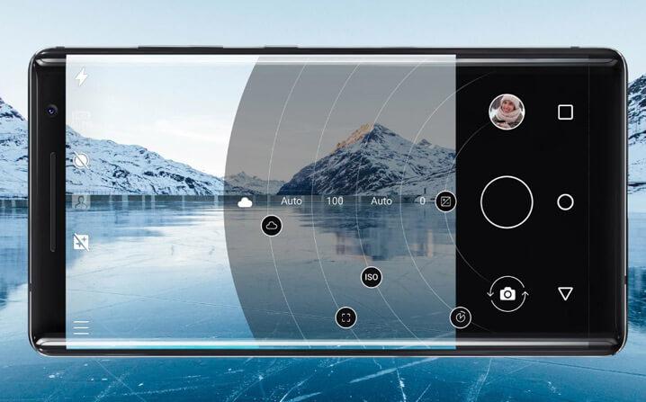 Nokia 8 Sirocco. лучший камерофон 2018