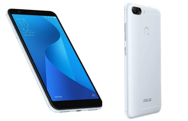 ASUS ZenFone Max Plus (M1) ZB570TL. Cмартфоны 2018 года новинки