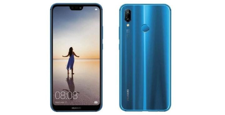 Huawei P20 Litе. Cмартфоны 2018 года новинки
