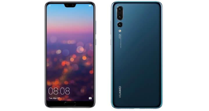 Huawei P20 Pro. Cмартфоны 2018 года новинки