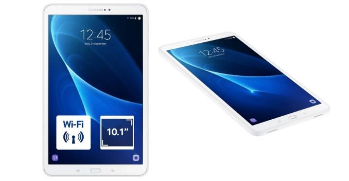 Samsung Galaxy Tab A 10.1 SM-T580 32Gb. Лучшие планшеты 2018