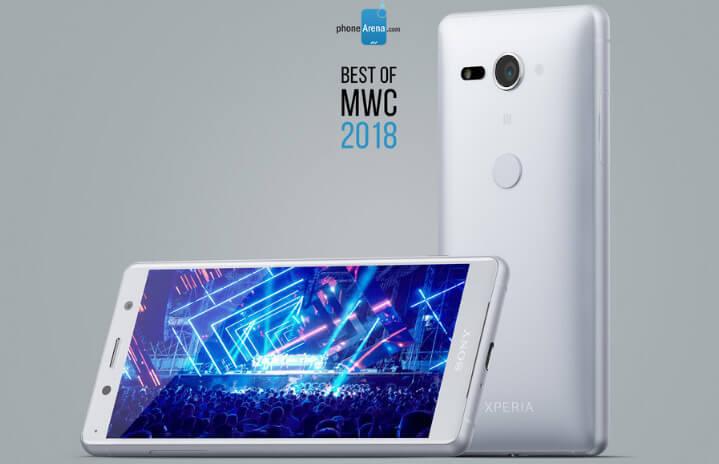 Sony Xperia XZ2 Compact. Cмартфоны 2018 года новинки